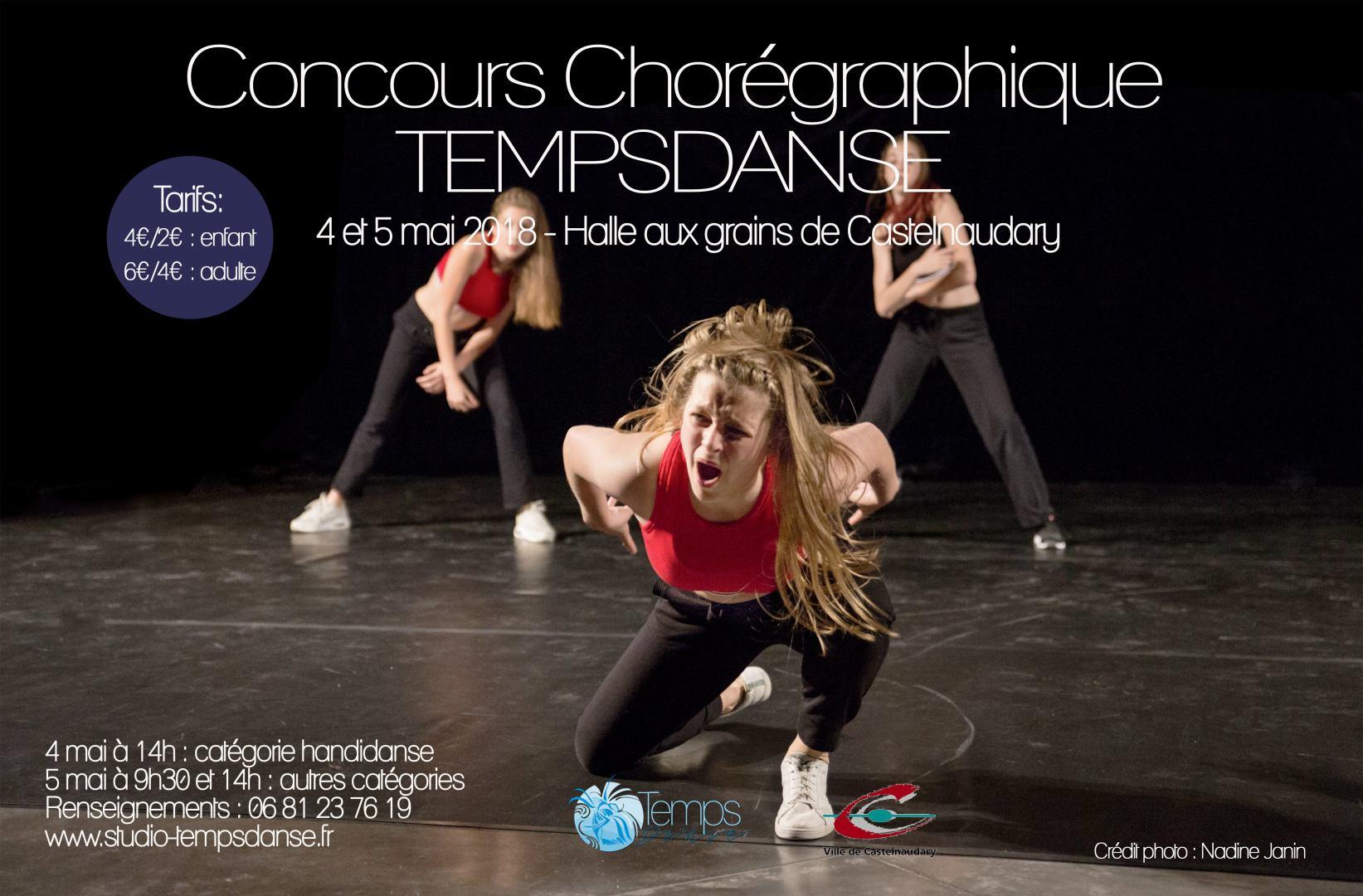 concours temps danse