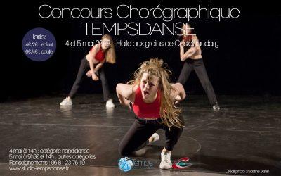 Concours Chorégraphique TempsDanse