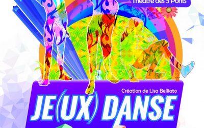Spectacle «Je(ux) danse» 2019